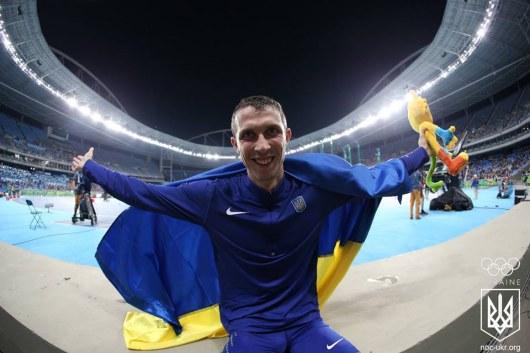 Олимпиада 2016: Бондаренко взял бронзу впрыжках ввысоту